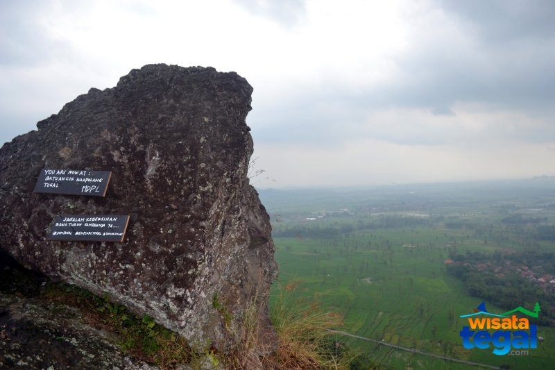 Bukit Rangkok Pagerwangi, Tegal