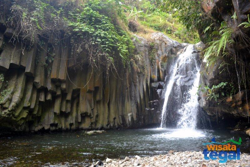 Curug Sigeyong, Guci, Bumijawa, Kabupaten Tegal