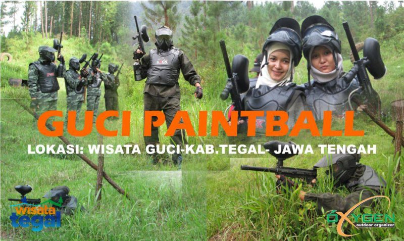 Guci Paintball