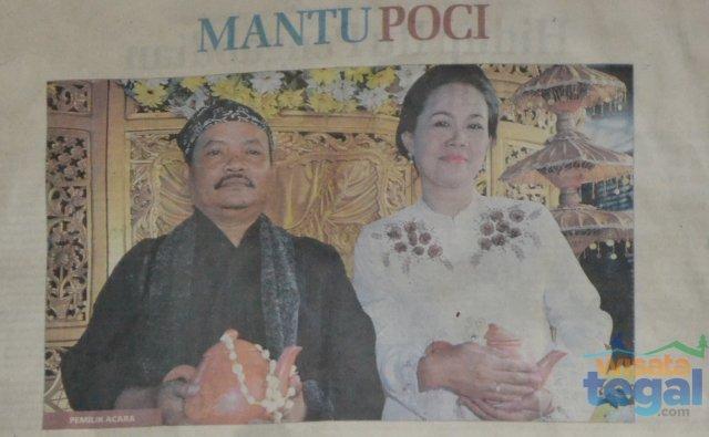 Tradisi Manu Poci Tegal