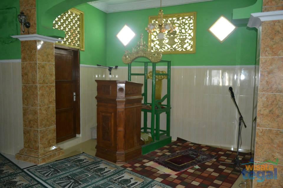 Masjid Pesekongan Tegal