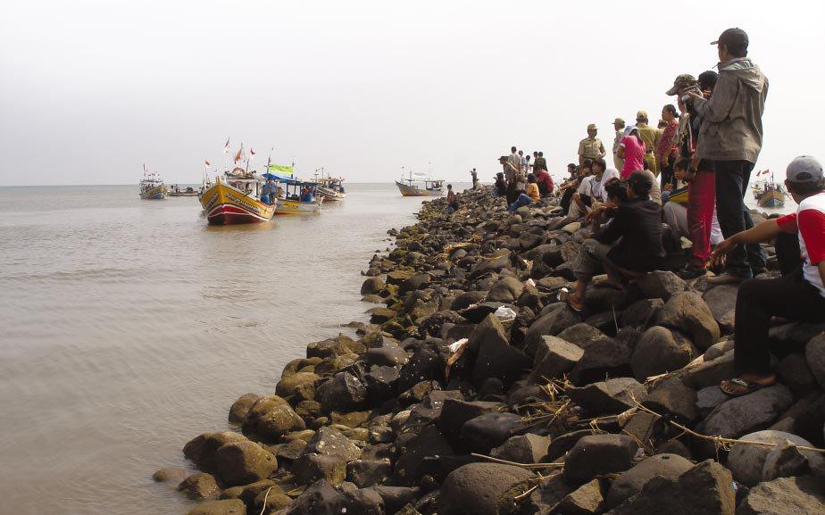Obyek Wisata Pantai Alam Indah di Kota Tegal Bakal Dipercantik