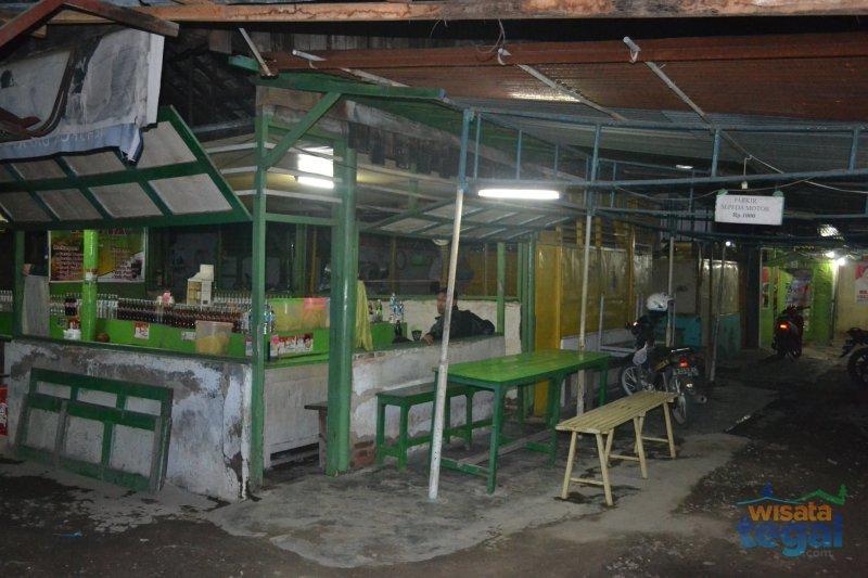 Pasar Senggol Tegal