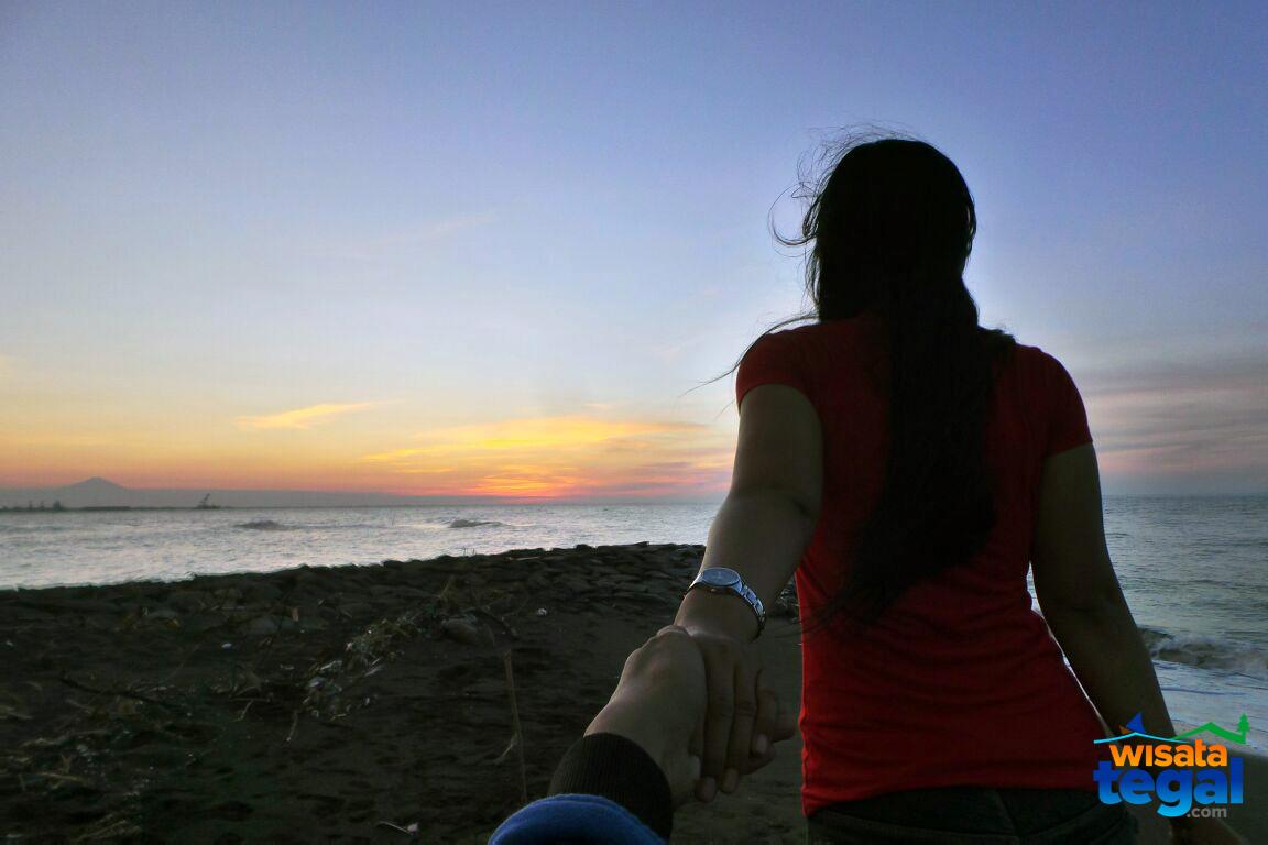 Pulau Kodok Martoloyo Tegal
