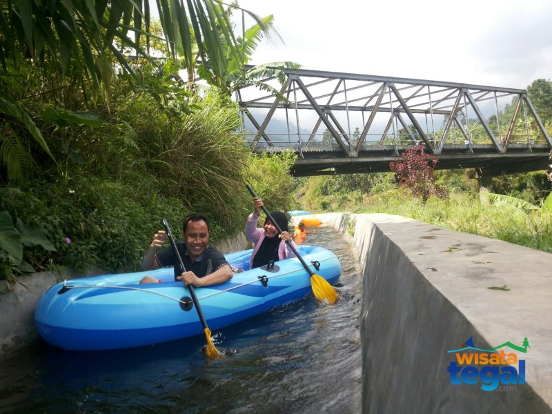 Fun Mini Rafting Guci
