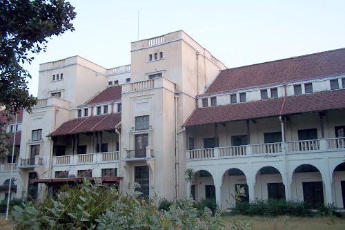 Gedung SCS / Birao Tegal