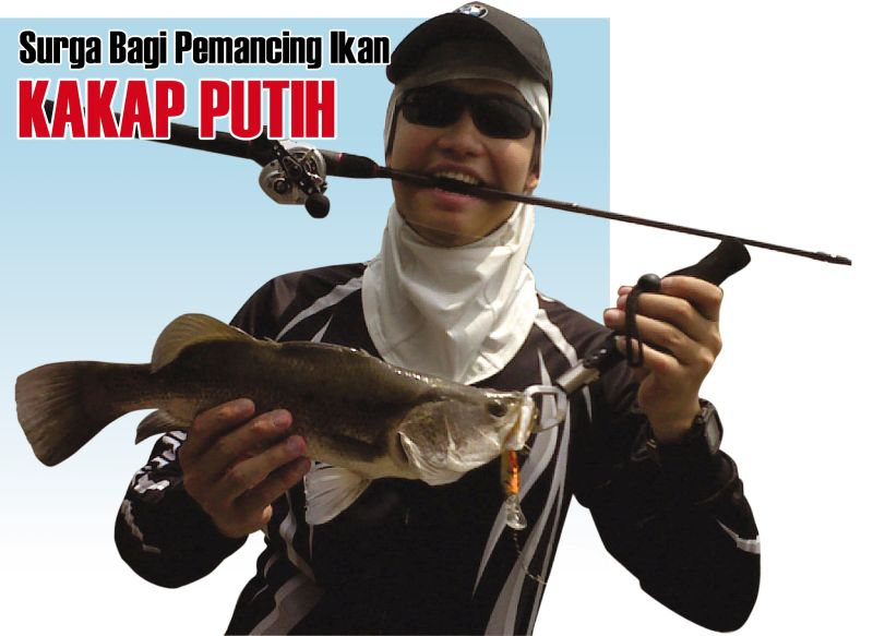 Sungai Gung Ketiwon Kota Tegal Surga Bagi Pemancing Ikan
