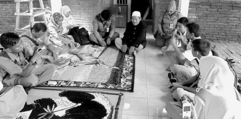 Wisata Sejarah di Kabupaten Tegal