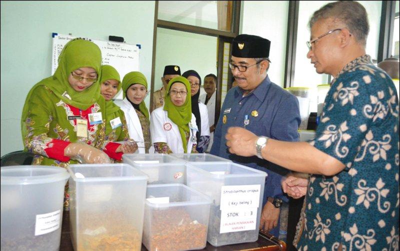 Wisata Kesehatan Jamu (WKJ) Kabupaten Tegal
